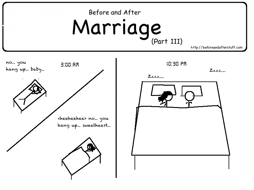 Before and After Marriage - 3